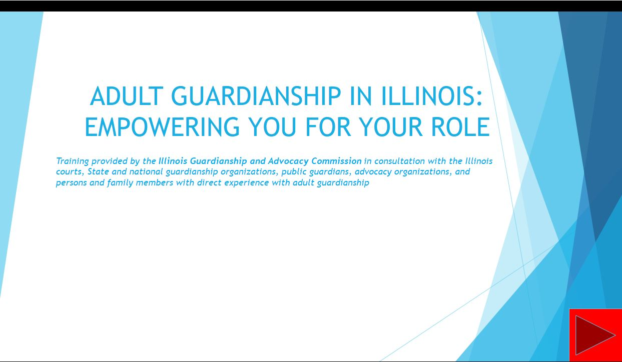 Adult Guardianship in Illinois: Empowering You for Your Role